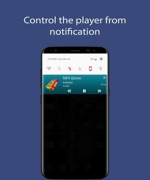 Mishary Rashid - Full Offline Quran MP3 captura de pantalla 7