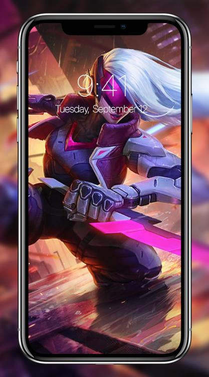 Katarina Wallpapers For Android Apk Download