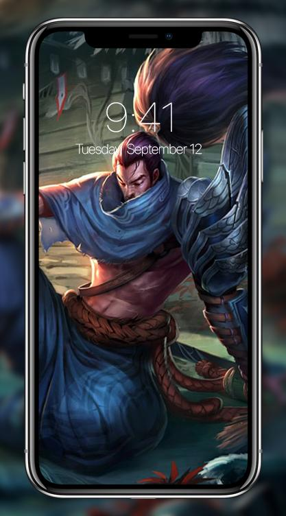 Yasuo Wallpapers For Android Apk Download