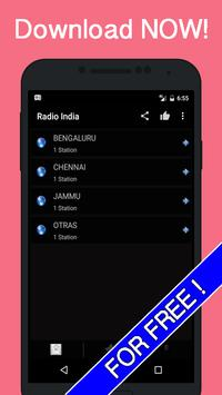 Radio  India screenshot 1