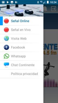 Radio Continente screenshot 1