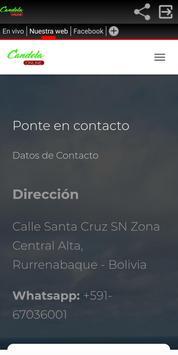 Radio Candela screenshot 1