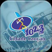 Cidade Canção FM 102,3 icon