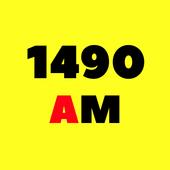 1490 AM Radio stations online icon