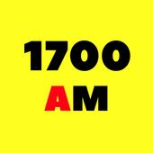 1700 AM Radio stations online icon