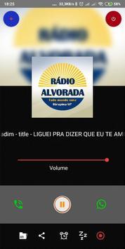 Radio Alvorada Brasil poster