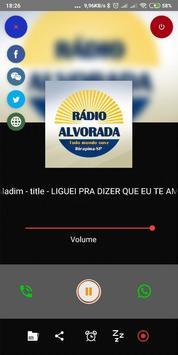 Radio Alvorada Brasil screenshot 4
