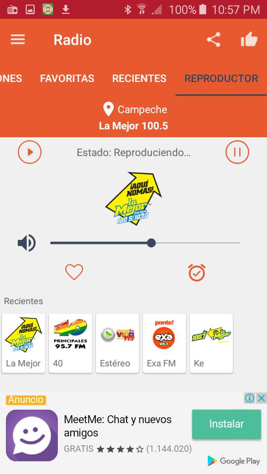 Free Radio - FM Radio for Android - APK Download