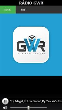 Rádio GWR poster