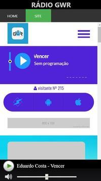 Rádio GWR screenshot 1