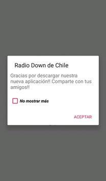 Radio Down Chile screenshot 1