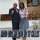 Radio Dios Me Dijo No Te Calles icon