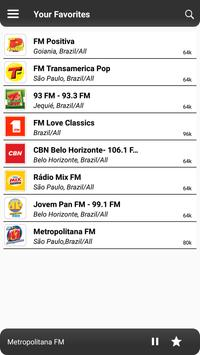 Brazil Radio screenshot 5