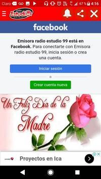Radio Estudio 99 screenshot 3