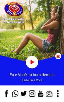 Rádio Eu e Você screenshot 1