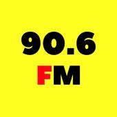 90.6 FM Radio stations online icon