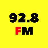 92.8 FM Radio stations online icon