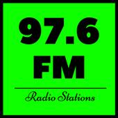 97.6 FM Radio Stations icon
