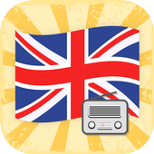 Radio UK FM - English Radio Stations icon