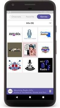 Radio UK FM - English Radio Stations screenshot 3
