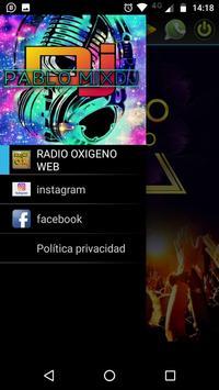RADIO OXIGENO WEB screenshot 2
