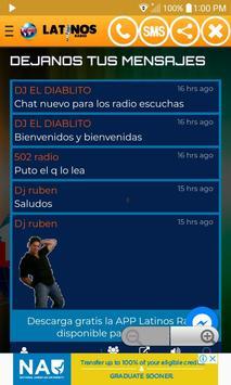 Latinos Radio NET screenshot 4