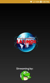 Latinos Radio NET poster