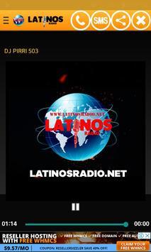 Latinos Radio NET screenshot 1