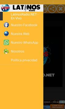 Latinos Radio NET screenshot 2