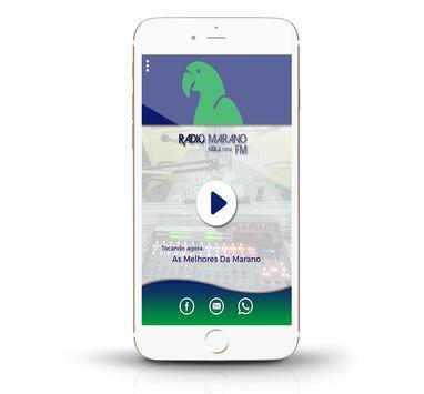 Rádio Marano screenshot 7