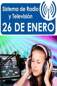 RADIO 26 DE ENERO screenshot 1