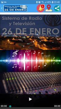 RADIO 26 DE ENERO screenshot 2