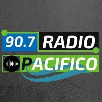 FM Pacifico EL Carmen Jujuy poster
