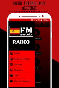 94.3 FM España Radio Online poster