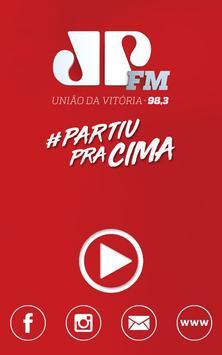 Rádio Jovem Pan FM União da Vitória 98,3 poster
