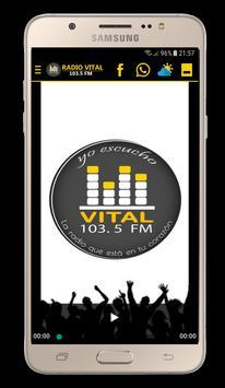 Radio Vital 103.5 Fm poster