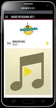 Radio Patagonia 107.1 screenshot 1