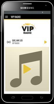 VIP Radio poster