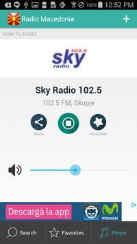 Macedonian Radio screenshot 2