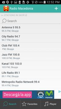 Macedonian Radio screenshot 9