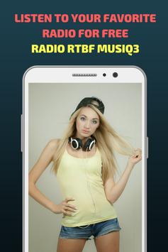 Radio RTBF Musiq3 screenshot 9