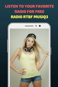 Radio RTBF Musiq3 screenshot 14