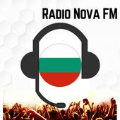 Radio Nova FM app Bulgaria Listen Online Free icon