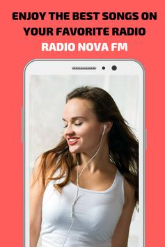 Radio Nova FM app Bulgaria Listen Online Free poster
