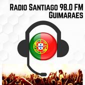 Radio Santiago FM Guimaraes Portugal App gratis icon