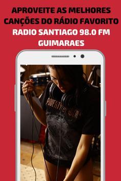 Radio Santiago FM Guimaraes Portugal App gratis screenshot 5