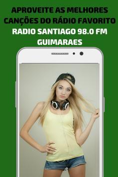 Radio Santiago FM Guimaraes Portugal App gratis screenshot 12
