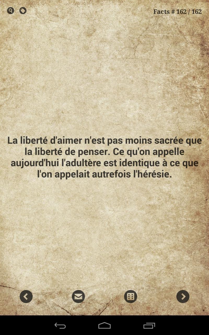 Citations De Victor Hugo For Android Apk Download