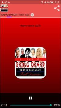 Radyo Damar poster