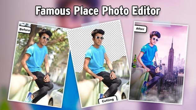 Famous Place Photo Editor screenshot 3